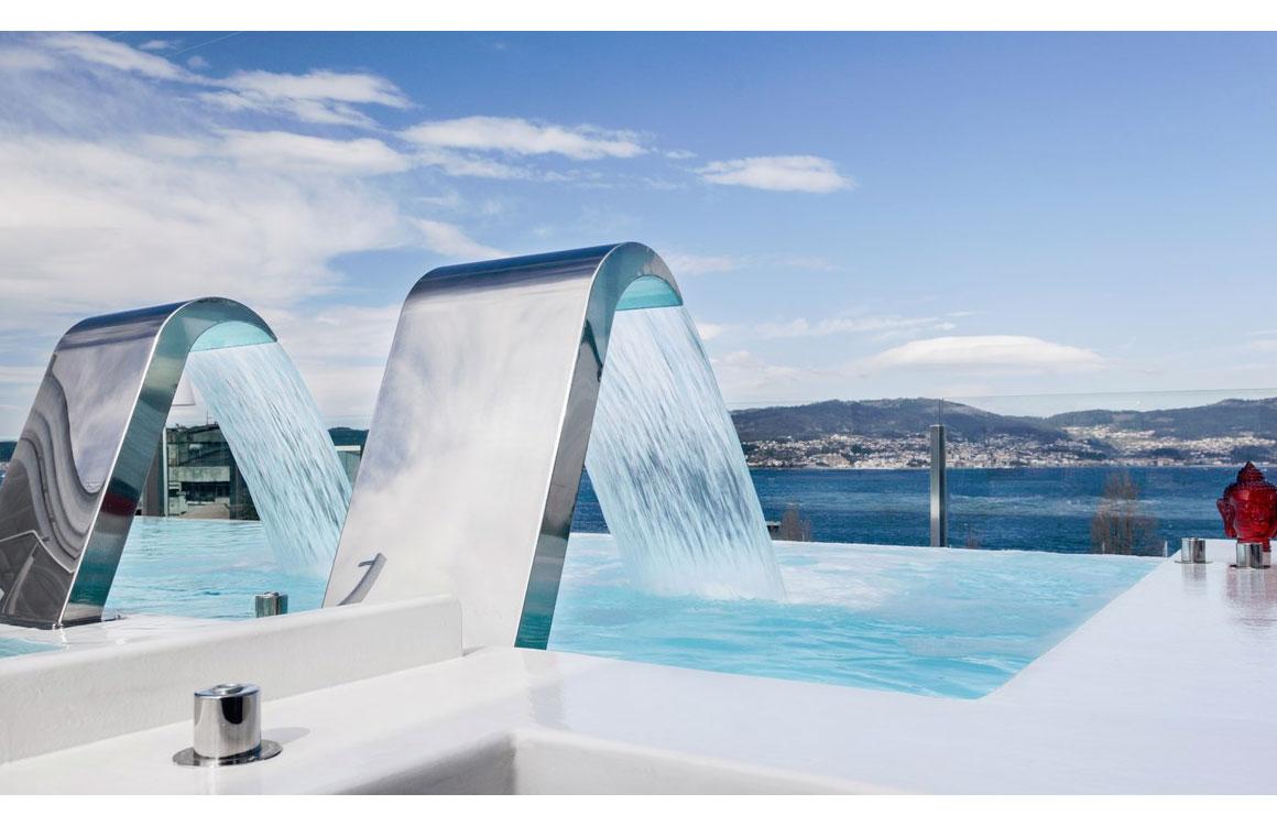 10. Gran Hotel Nagari – Pontevedra, Espanha