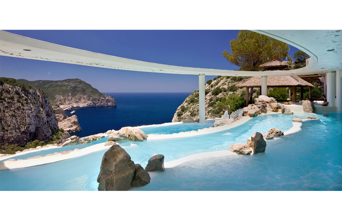 4. Hotel Hacienda Na Xamena – Ibiza, Espanha
