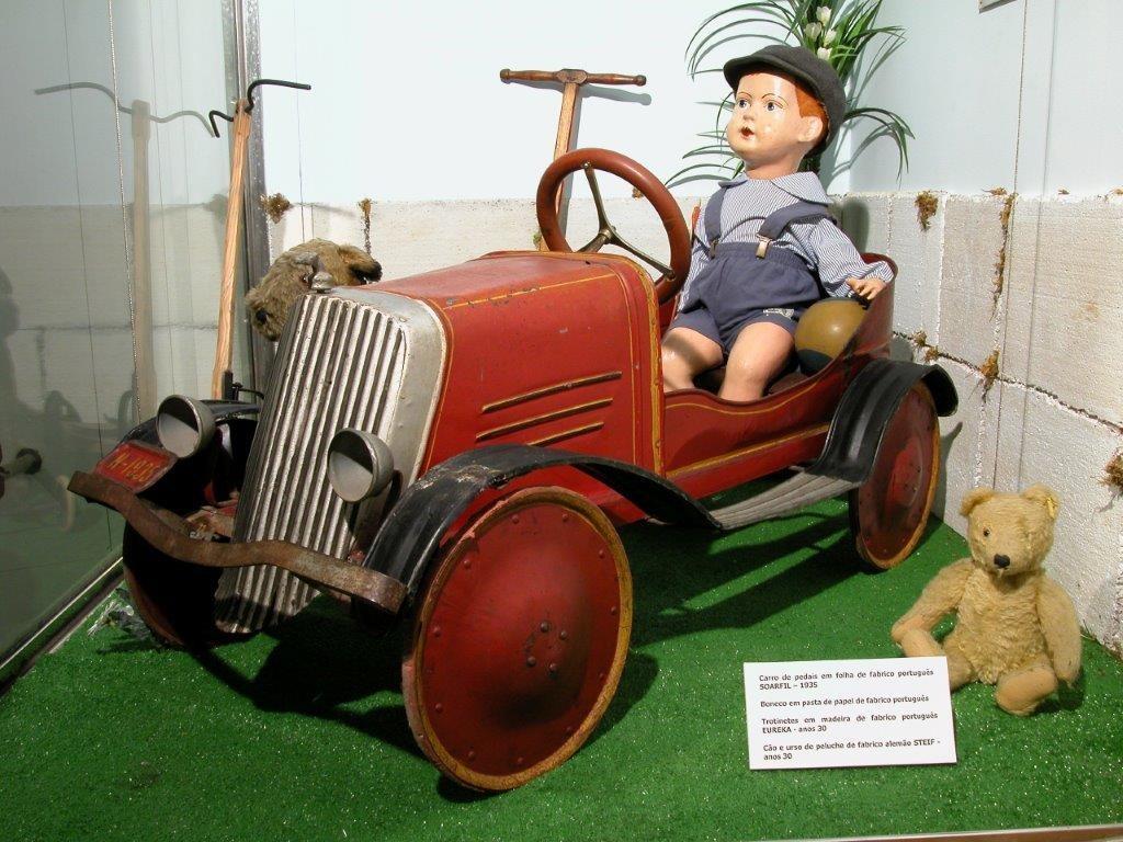 Os mais de 60 mil brinquedos que constituem o espólio do museu vão ficar encaixotados à espera de uma solução