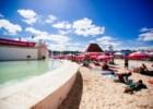 A praia faz-de-conta de Lisboa
