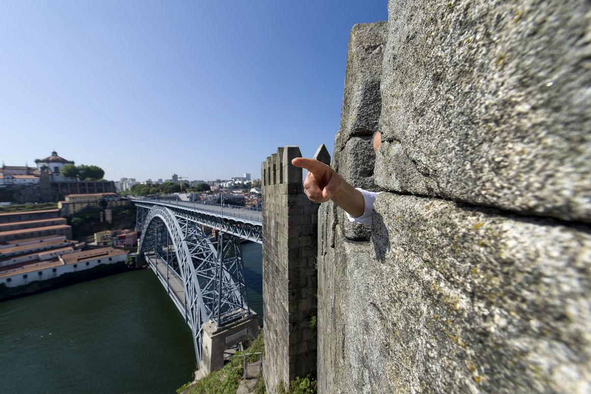 Caminhar pelo Porto (com Germano Silva)