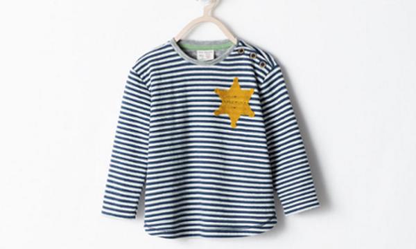 Zara retira pijama que lembra perseguição aos judeus