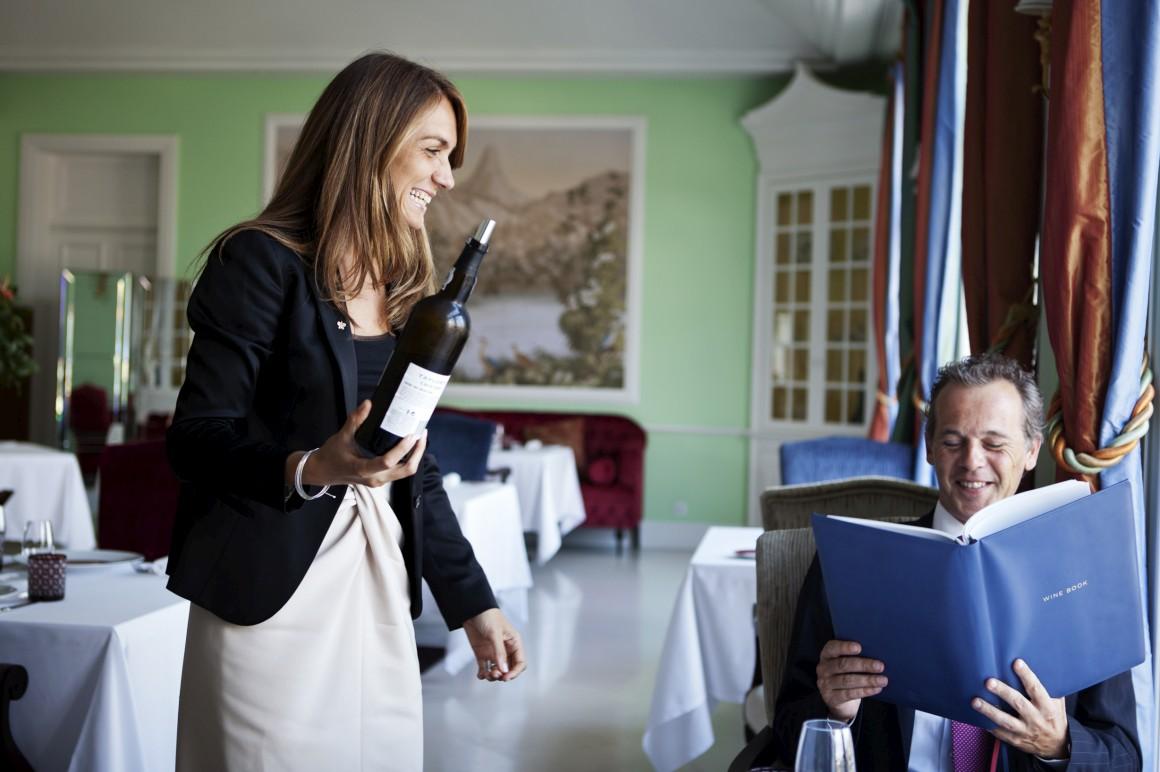 Beatriz Machado, directora de vinhos