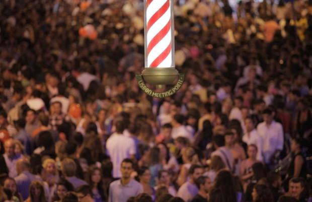 Lisboa volta a desfilar pela noite da moda