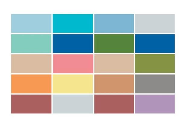 Pantone revela as dez cores que vão marcar a Primavera 2015