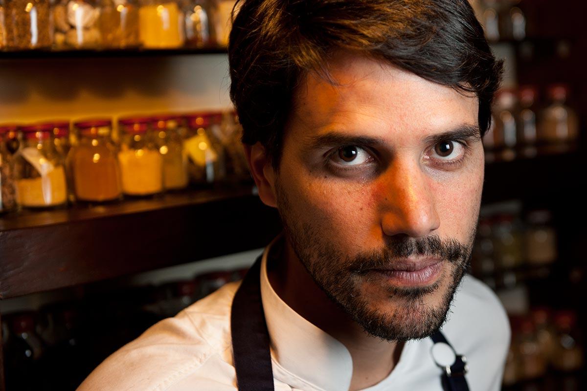 Virgílio Martinez acaba de abrir o segundo restaurante em Londres