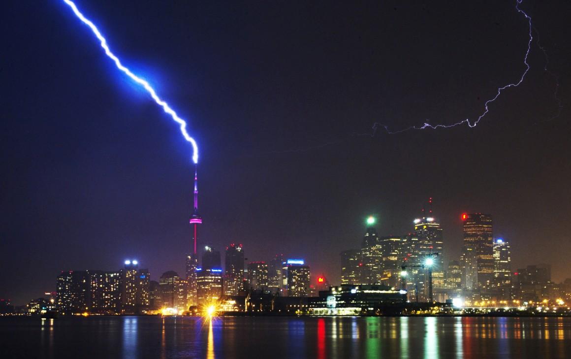 CN Tower, Toronto, Canadá