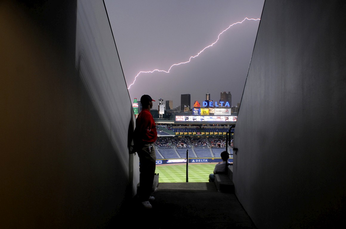 Turner Field, Atlanta, EUA