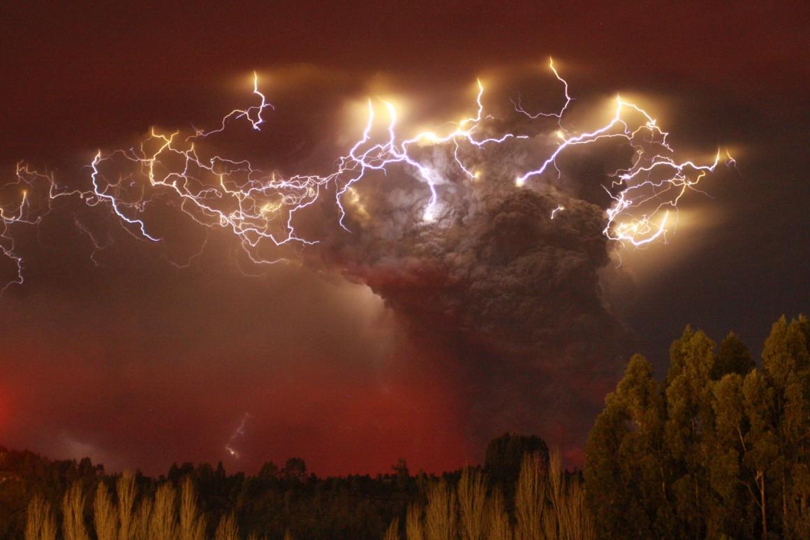 Complexo vulcânico de Puyehue-Cordon Caulle, Chile