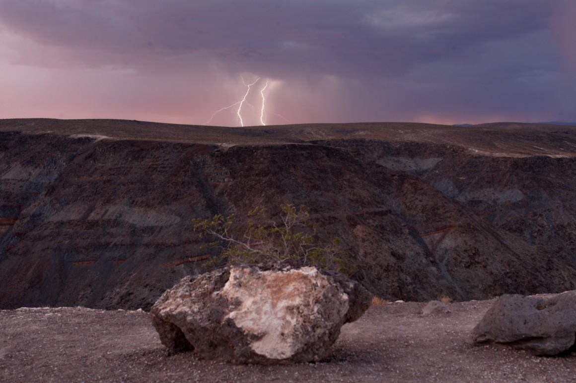 Vale da Morte, Califórnia, EUA