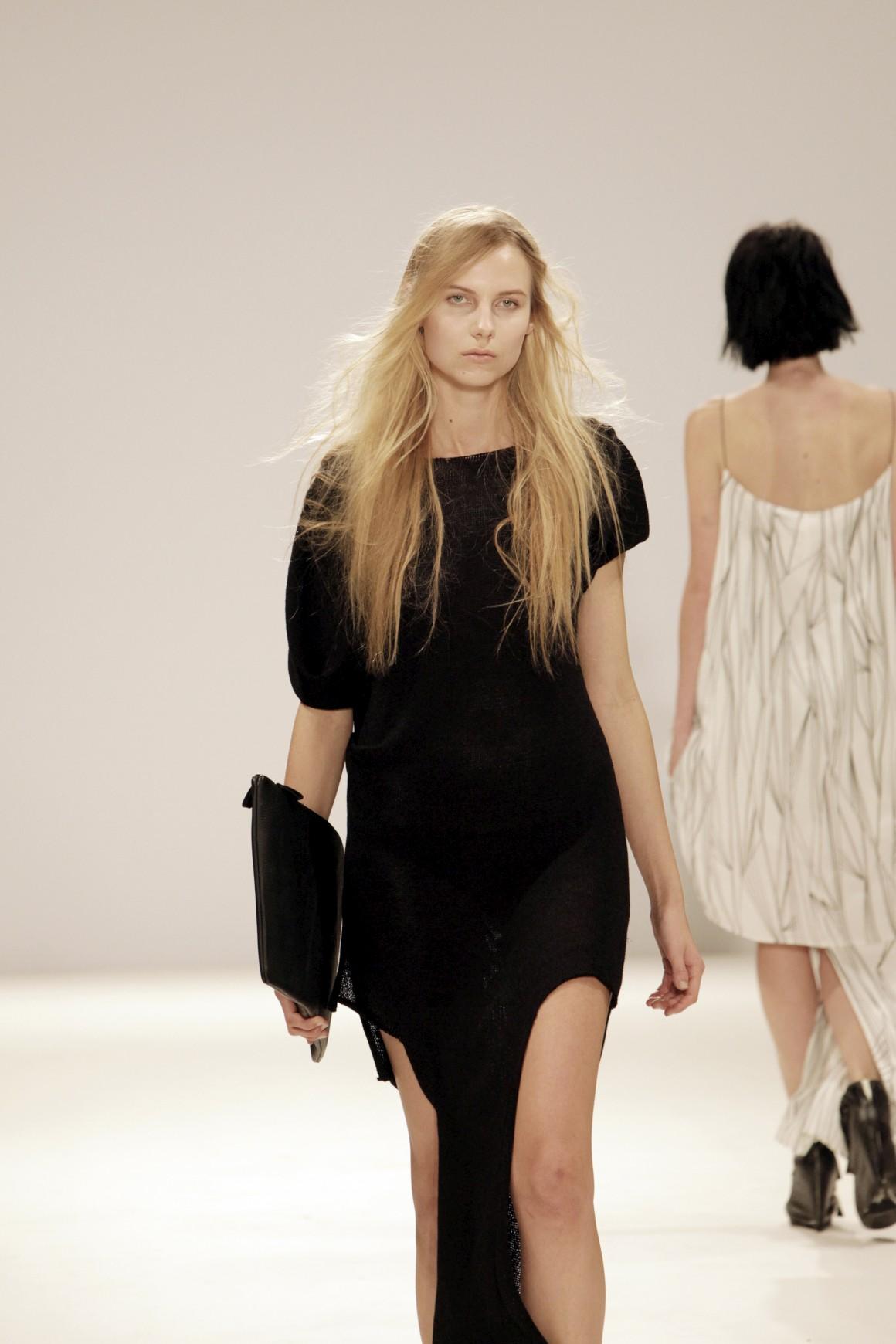 Colecção de Daniela Barros apresentada na Fashion Scout de Londres