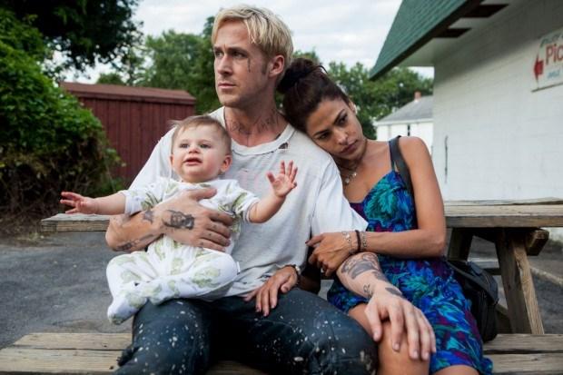 A família na ficção: o casal contracenou no filme