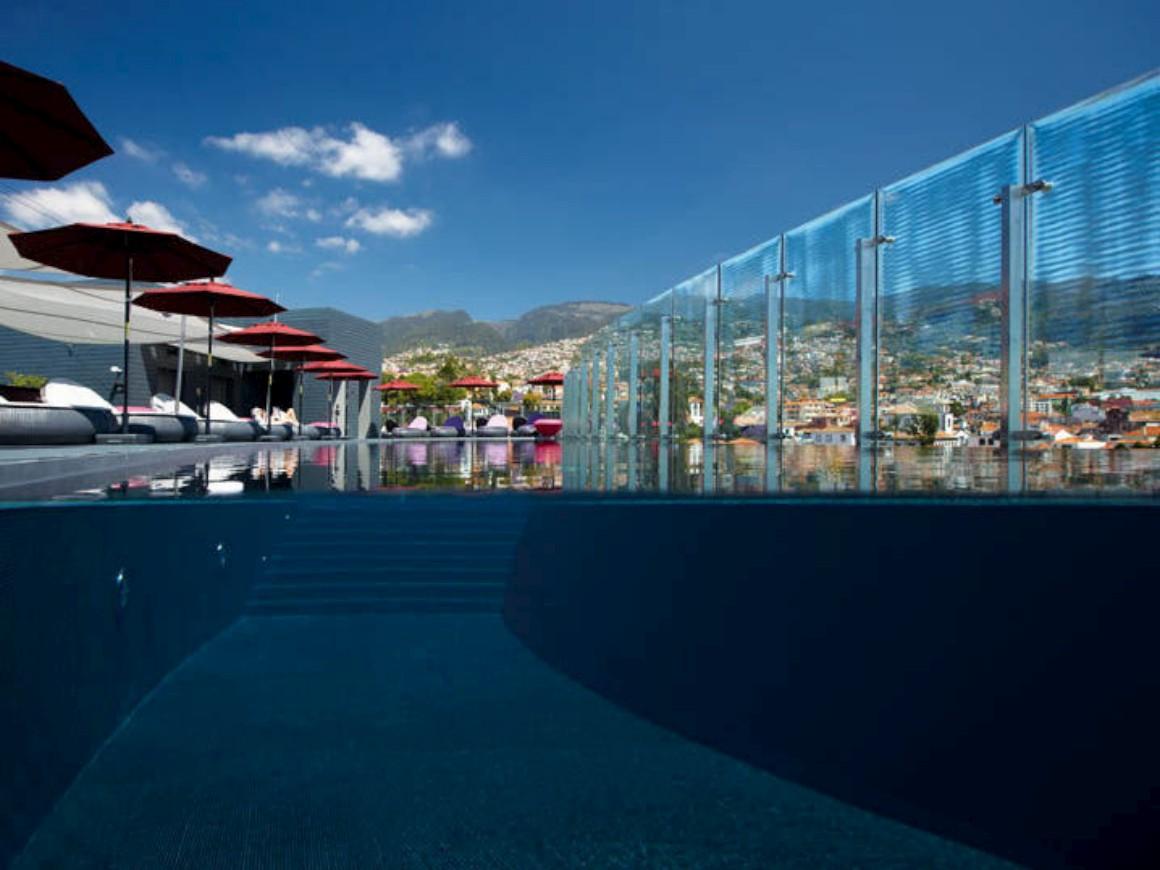 Melhor design hotel - The Vine Hotel