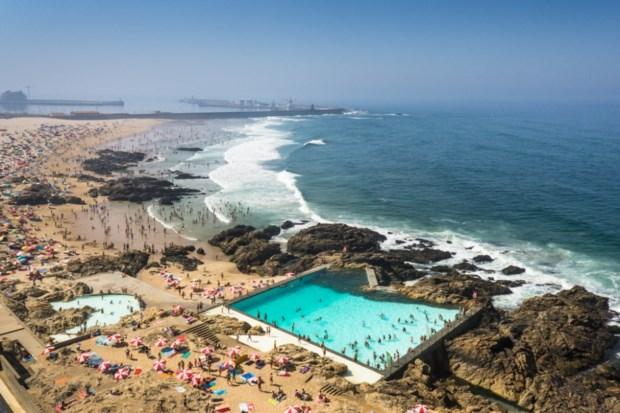Piscina das mar s vale pr mio mundial de fotografia for Piscinas oporto