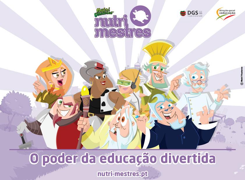 Nutri Ventures para professores, enfermeiros e médicos no Brasil e nos EUA