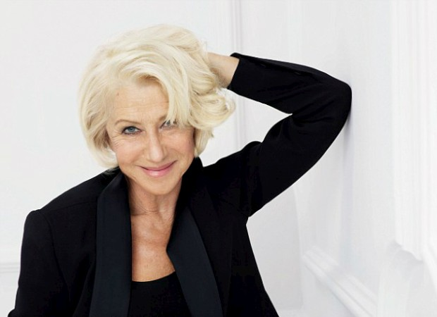 A primeira foto da campanha da actriz para a L'Oréal