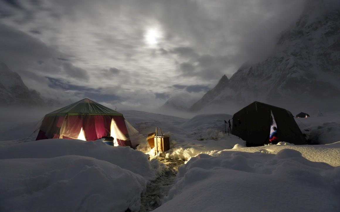 K2, a montanha selvagem