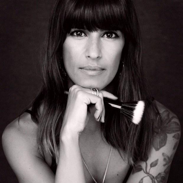 A maquilhadora, Inês Franco