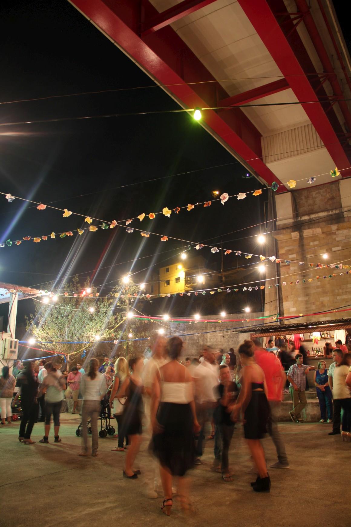 Uma festa popular em Penacova