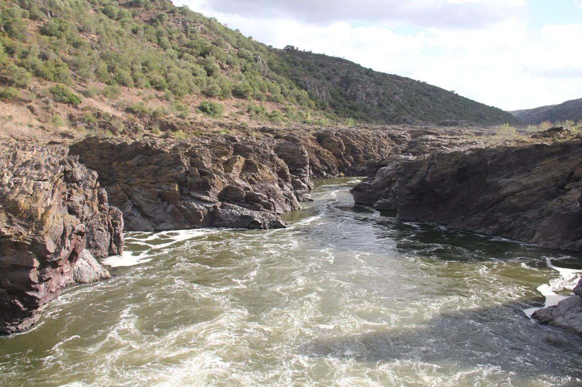 Pulo do Lobo, Serpa
