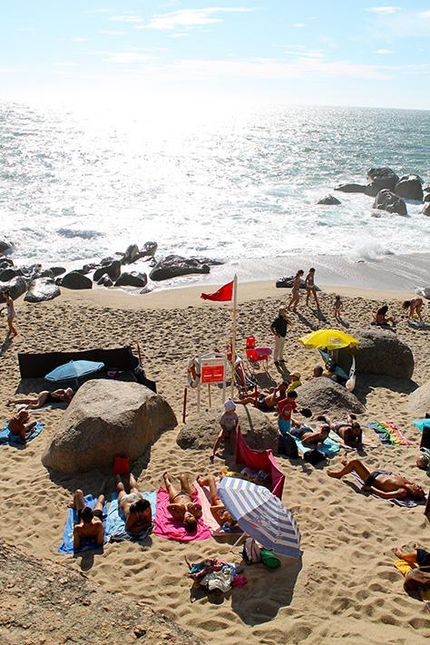 Praia de Lavadores, Gaia