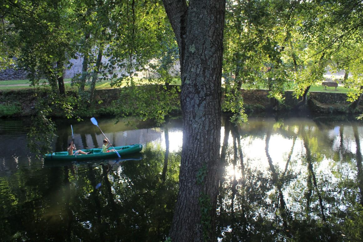 No rio Zêzere