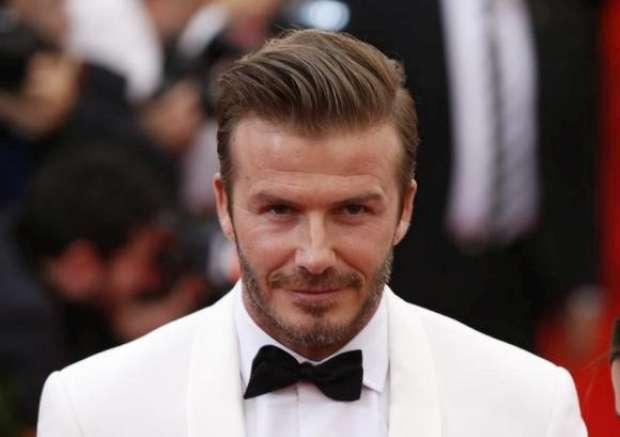 Beckham continua a jogar na moda mas agora em nome próprio