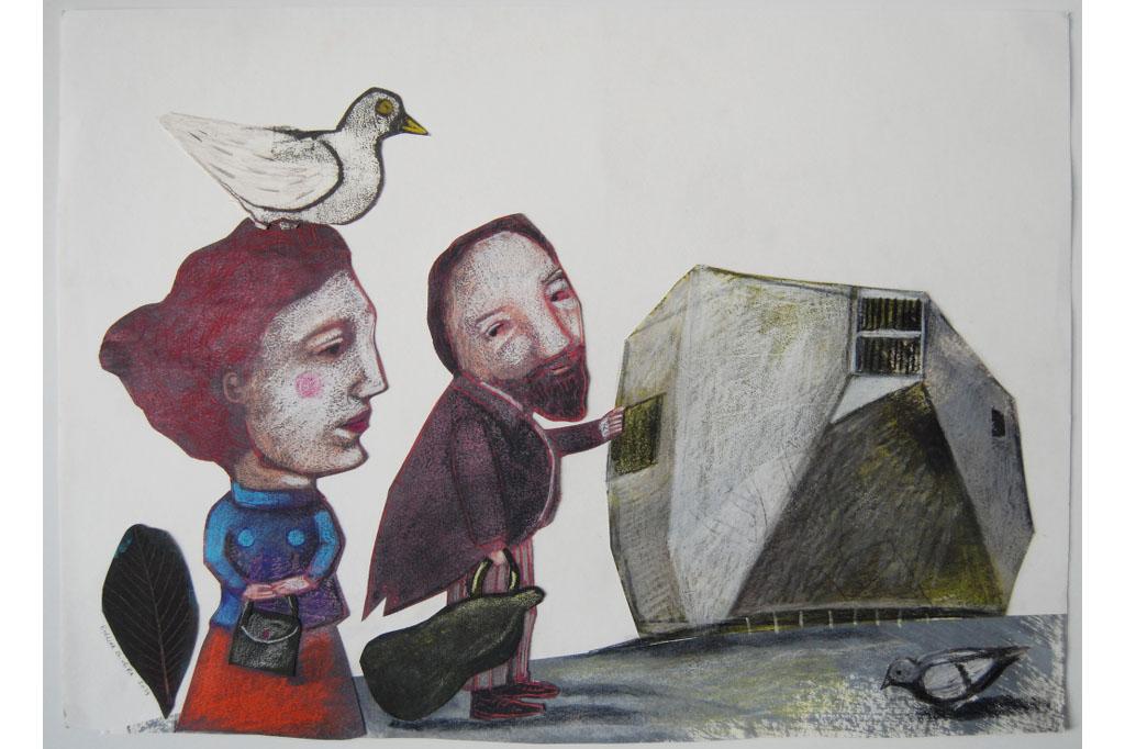 O Porto Musical (Ou Até os Pássaros Cantam), 2014 / Evelina Oliveira