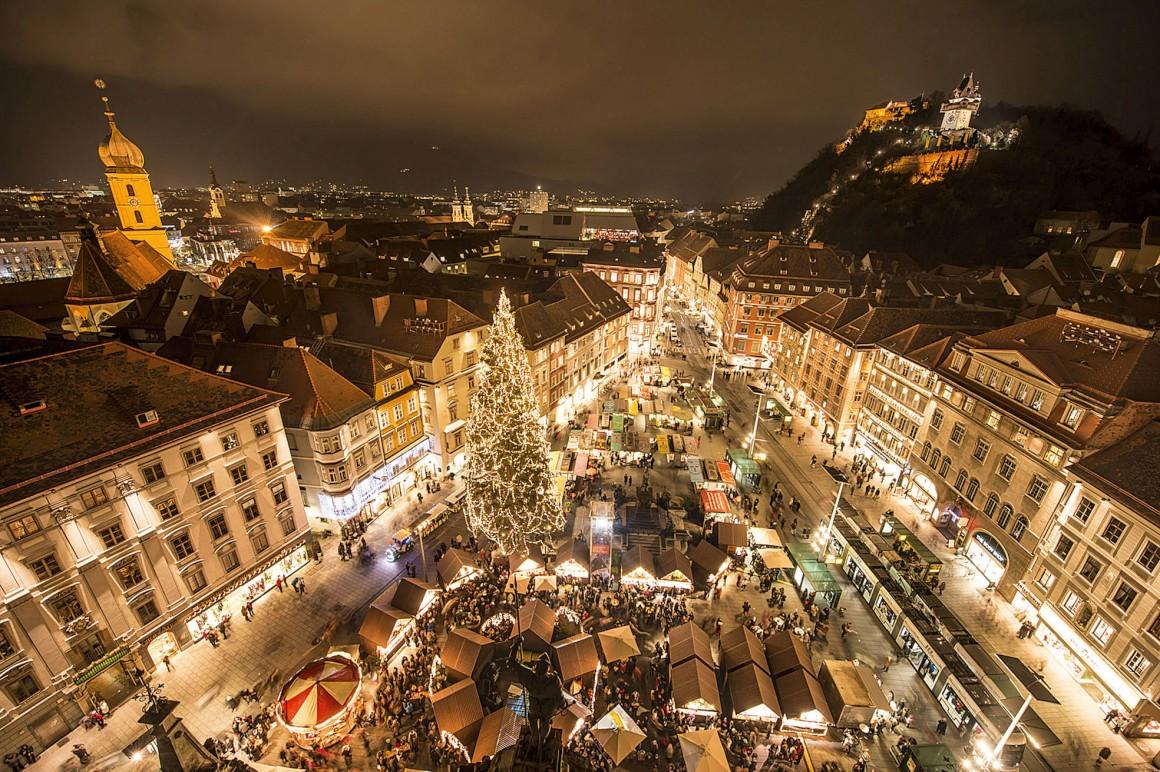 Áustria: Quando o Natal é rei na rainha dos corações