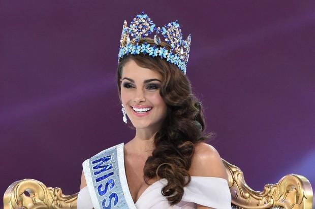 Miss Mundo 2014, Rolene Strauss