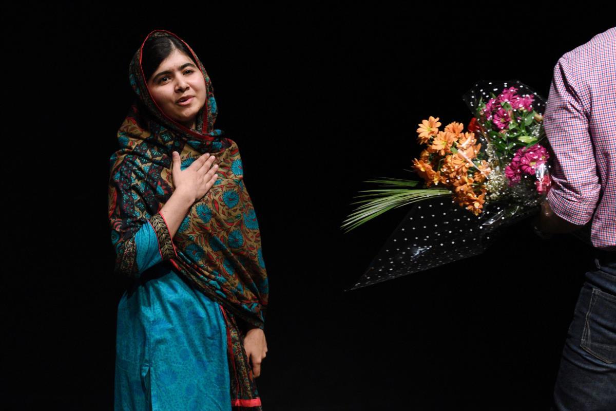Malala Yousafzai, Prémio Nobel da Paz