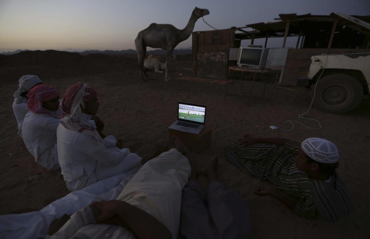 O Mundial de futebol visto na Arábia Saudita