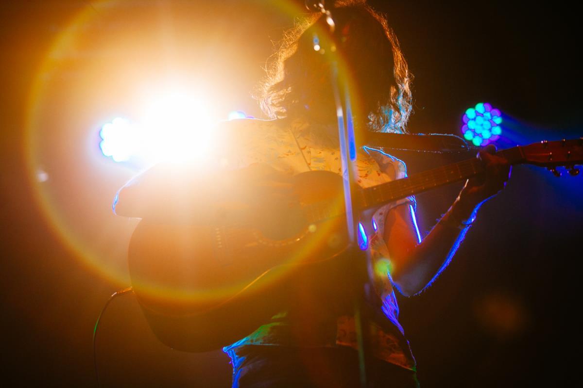 Samuel Uria no Festival Bons Sons, Cem Soldos