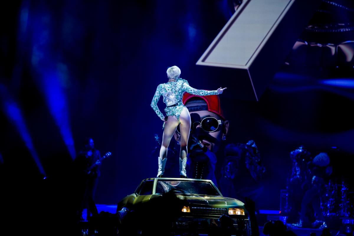 Concerto Miley Cyrus, Lisboa