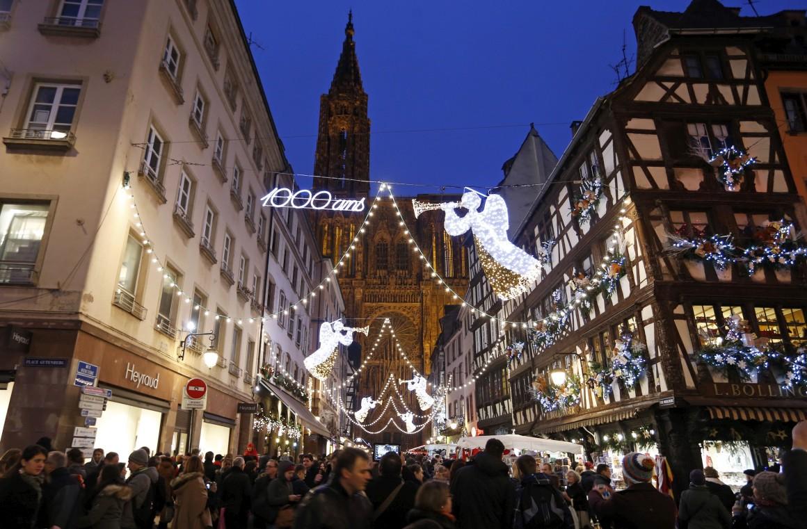 França, Estrasburgo