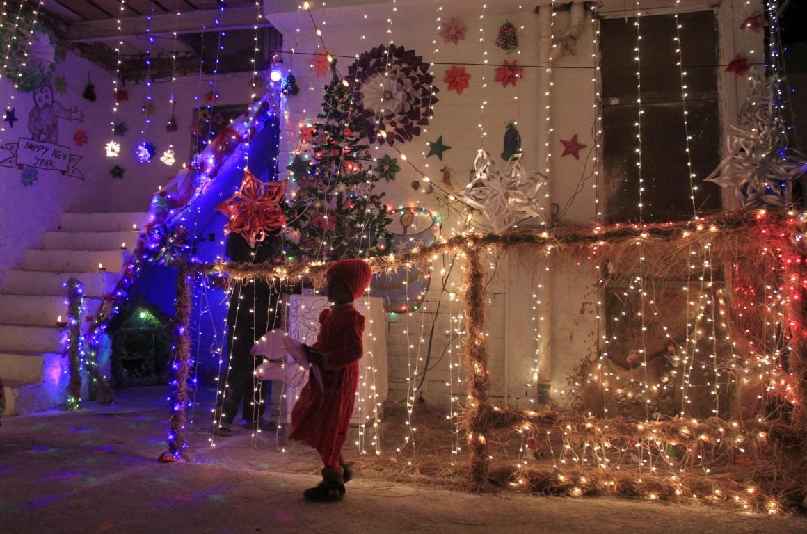 Paquistão, num bairro cristão de Islamabad