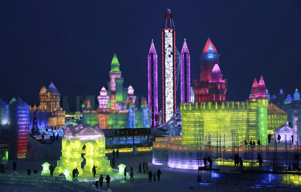 Gelo da China