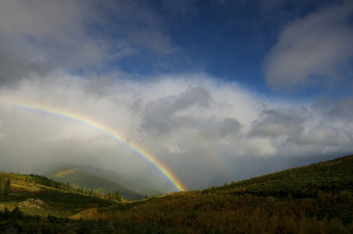 Tratando-se de uma área de montanha,a mudança das condições meteorológicas são fáceis de ocorrer na Serra da Estrela