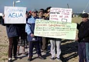 <p>Os protestos contra a falta de resolução de vários problemas sucederam-se do norte ao sul do país </p>
