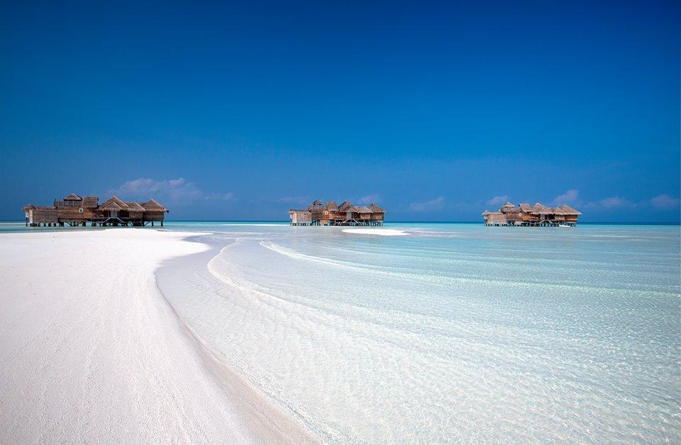 Top 25 Mundial: 1 - Gili Lankanfushi, Lankanfushi, Maldivas