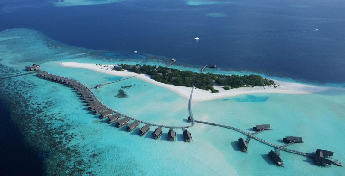 Top 25 Mundial: 6 - Cocoa Island by COMO, Cocoa Island, Atol de Malé do Sul, Kaafu Atoll, Maldivas