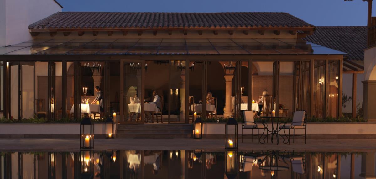 Top 25 Mundial: 5 - Belmond Palacio Nazarenas, Cusco, Peru