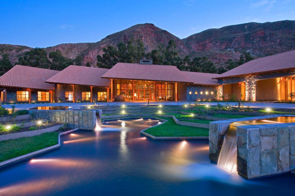 Top 25 Mundial: 10- Tambo del Inka, Urubamba, Peru