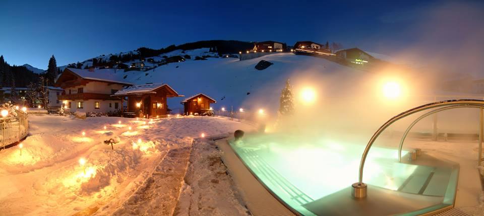 Top 25 Mundial:7 - Hotel Alpin Spa Tuxerhof, Tux, Áustria