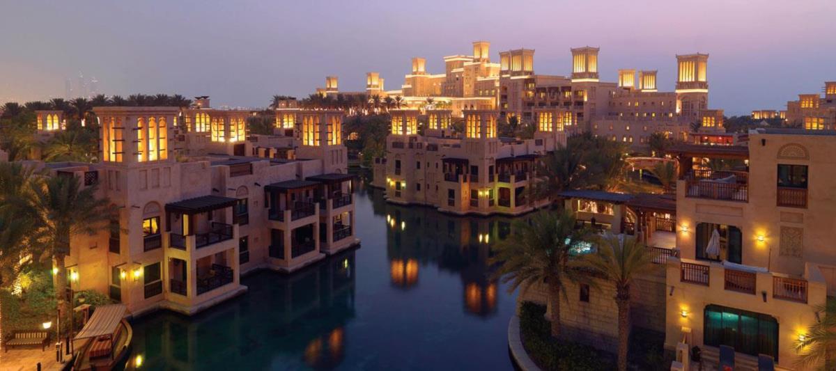 Top 25 Mundial: 13- Dar Al Masyaf at Madinat Jumeirah, Dubai, EAU