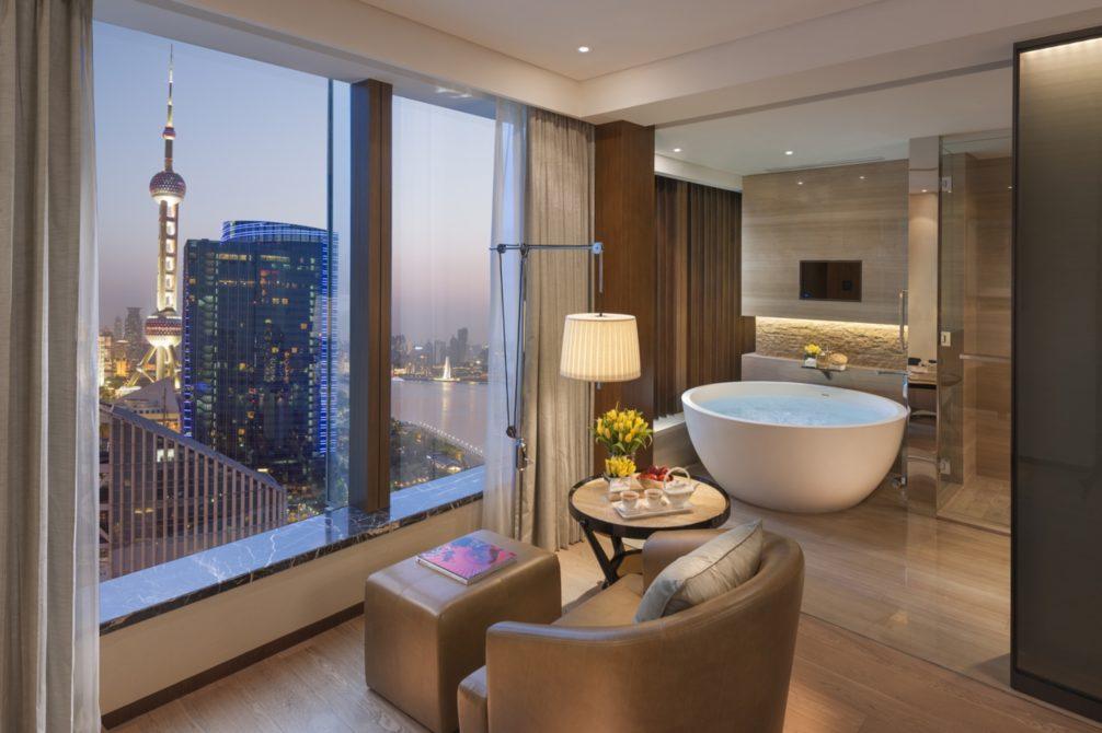 Top 25 Mundial: 14- Mandarin Oriental Pudong, Xangai, China