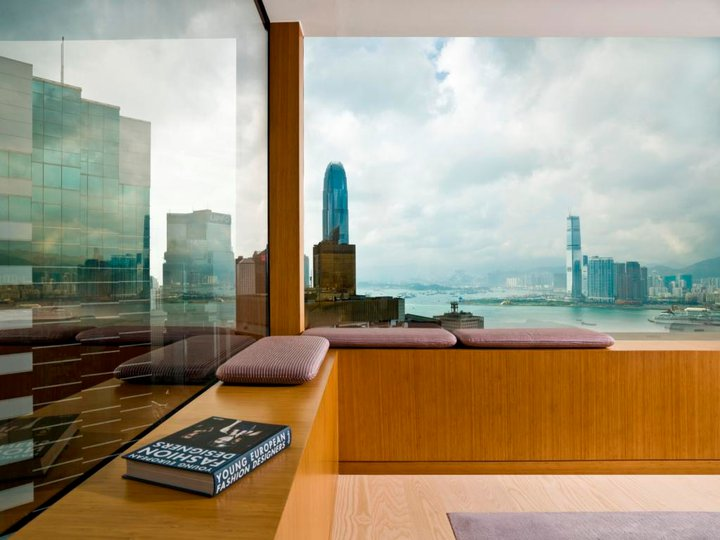Top 25 Mundial: 19- The Upper House, Hong Kong, China