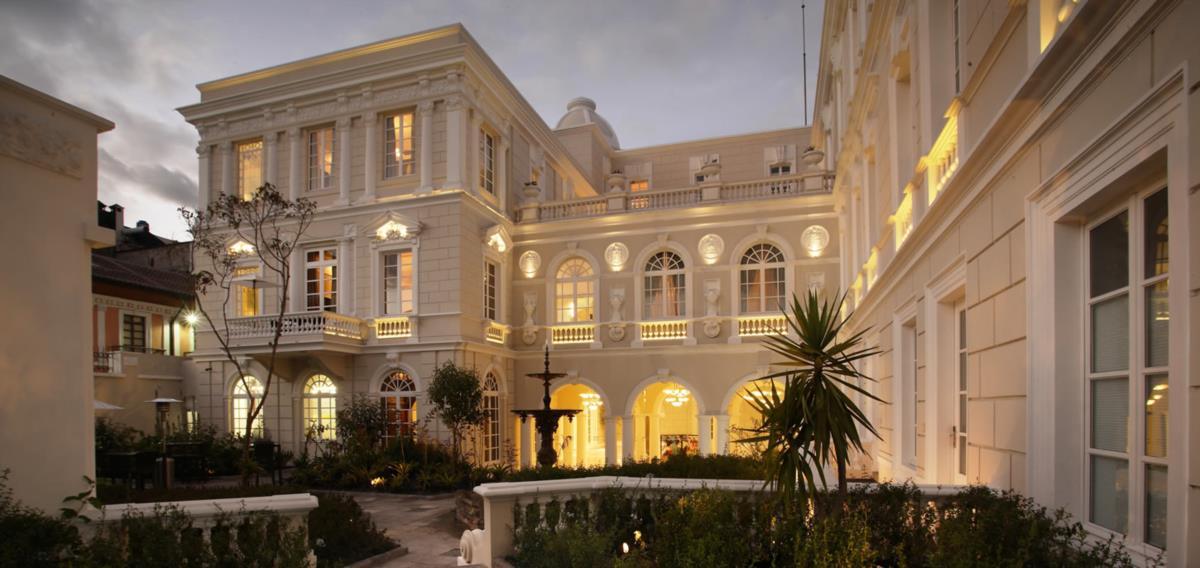 Top 25 Mundial: 21- Casa Gangotena, Quito, Equador