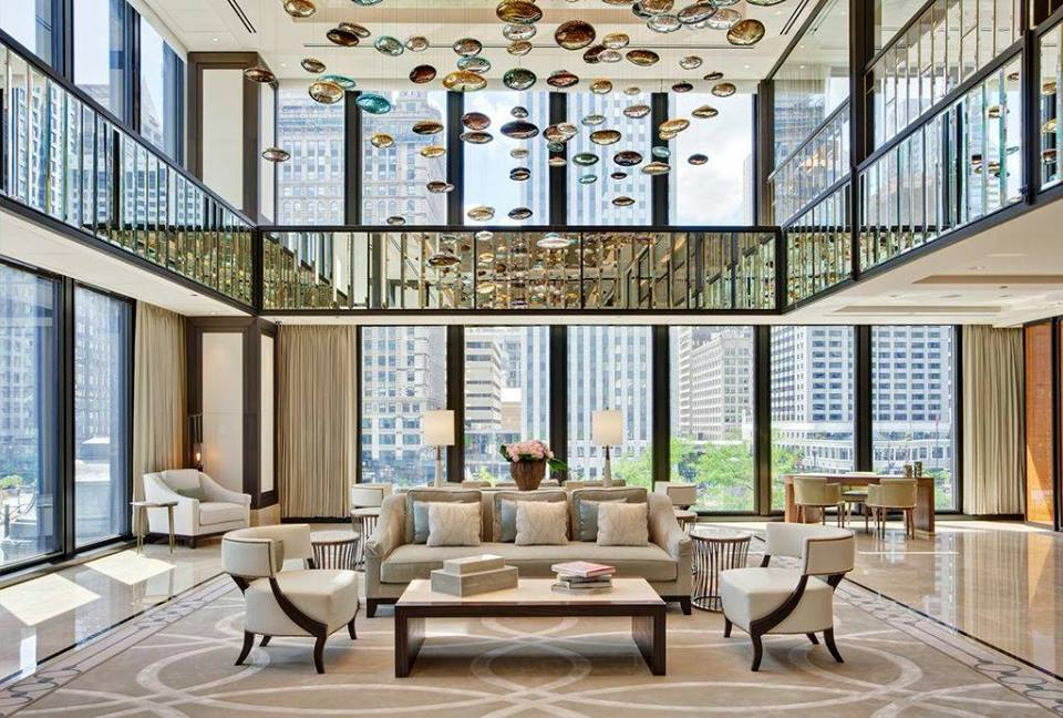 Top 25 Mundial: 22- The Langham, Chicago, EUA