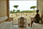 A sauna do Spa The Oitavos